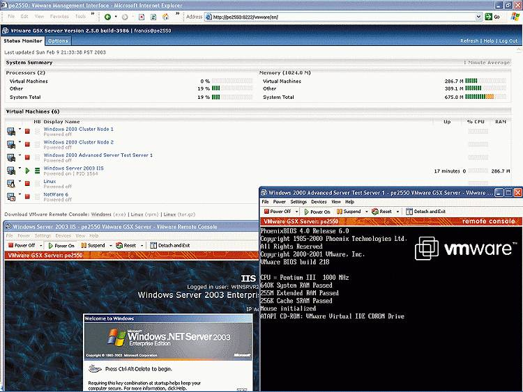 VMware бьёт точно в цель
