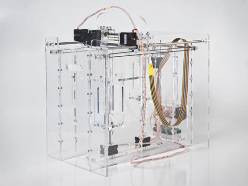 3D-принтер из Лего,