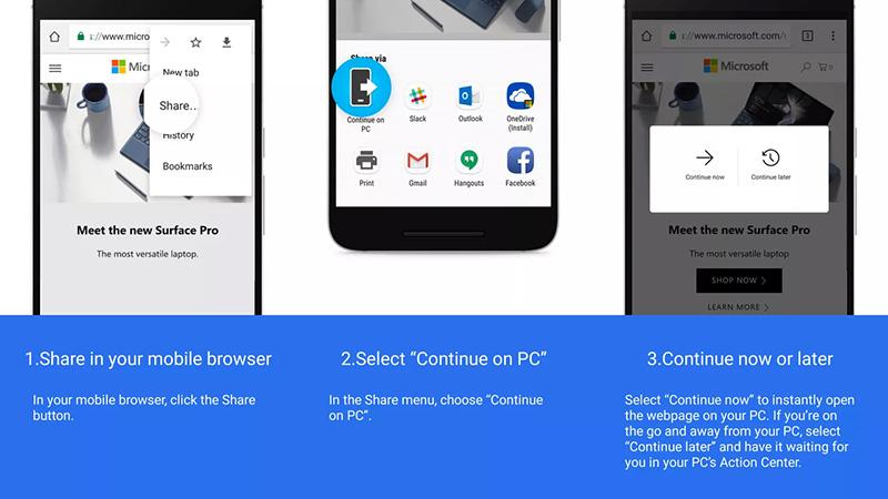 Новое приложение Microsoft Apps позволит связывать смартфон с ПК
