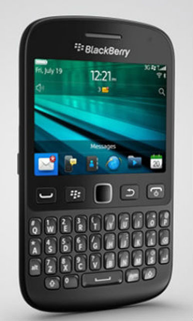 9720 — смартфон на старой платформе BlackBerry 7