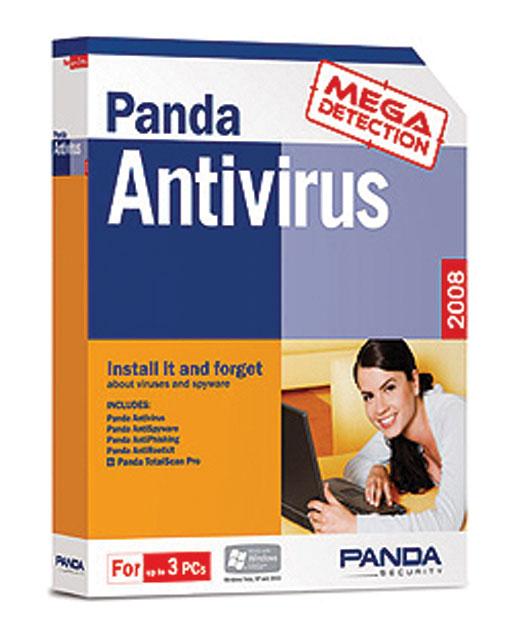 Panda Antivirus + Firewall 2008 Final. Описание производителяЧитайте
