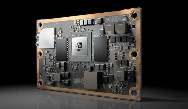 NVIDIA создала компактную и сильную вычислительную платформу Jetson TX2
