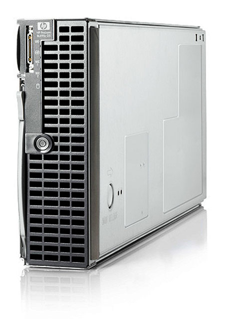 Лезвие для виртуализации HP ProLiant BL495c