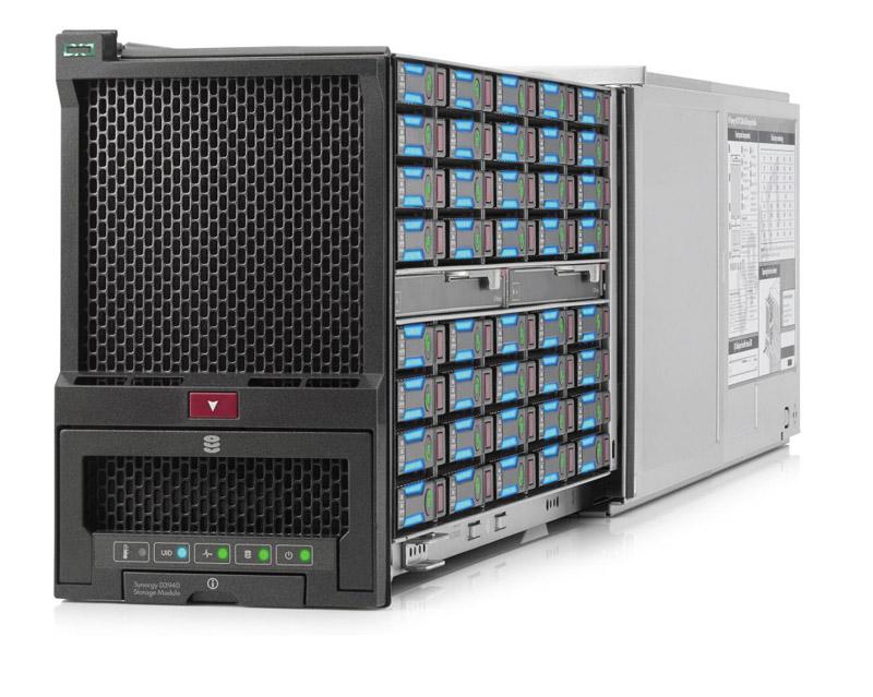 Модуль хранения HPE Synergy D3940
