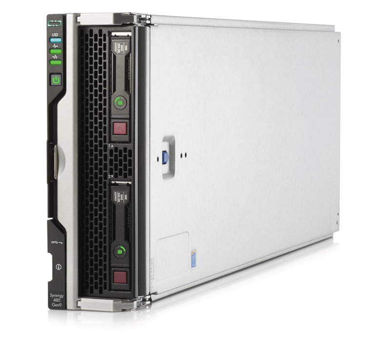 Вычислительный модуль HPE Synergy 480 Gen9