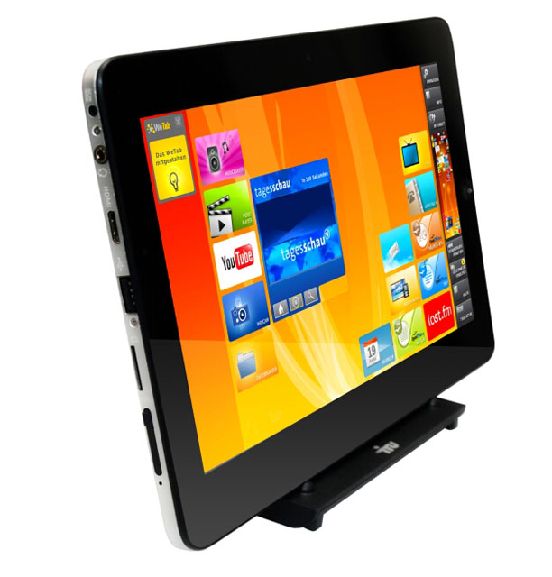 "В планшетах iRU Pad Master 10.1"" используются процессоры Intel Oak Trail"